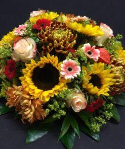 Bloemen-Korbeld-herfst-Biedermeier